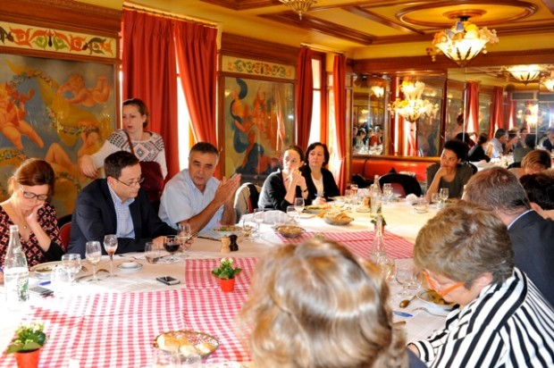 Déjeuner débat : Comment associer les promoteurs privés à la rénovation urbaine ? @ Paris | Île-de-France | France