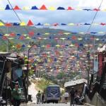 Voyage d'étude en Colombie, déc. 2015