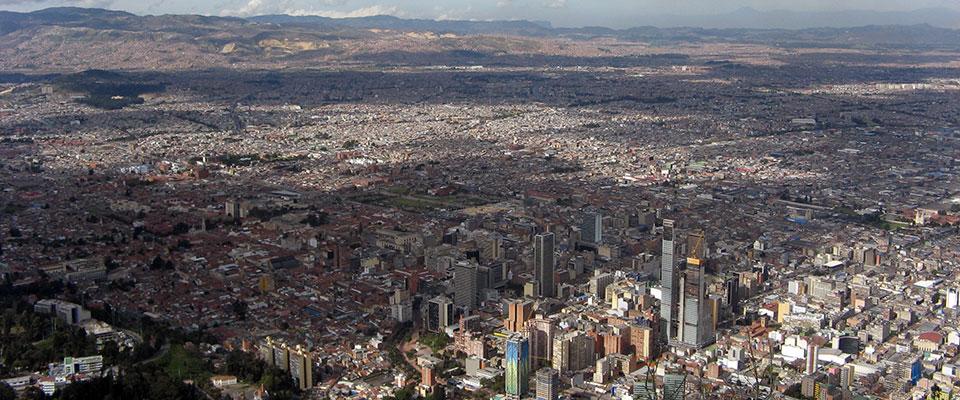 Voyage d'études en Colombie, déc. 2015