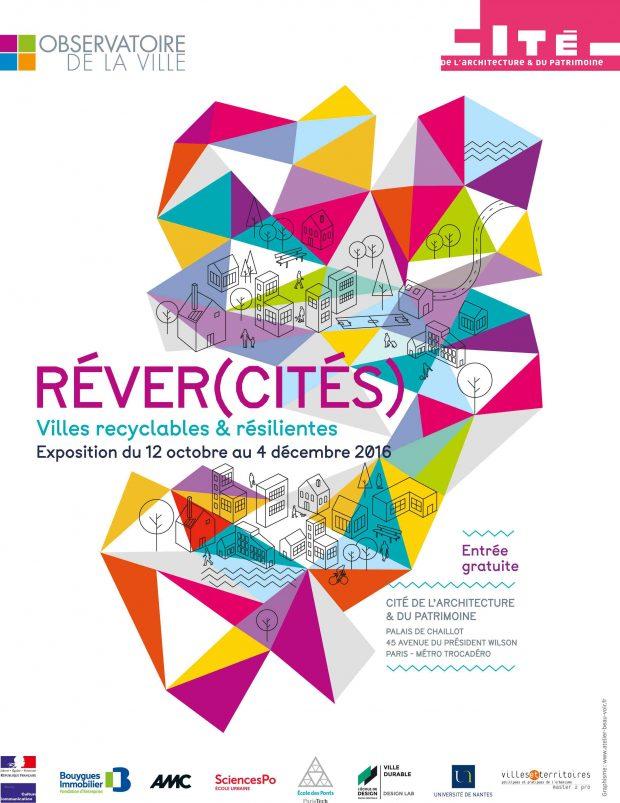 Exposition Réver(cités) : visite commentée @ Cité de l'architecture et du patrimoine | Paris | Île-de-France | France